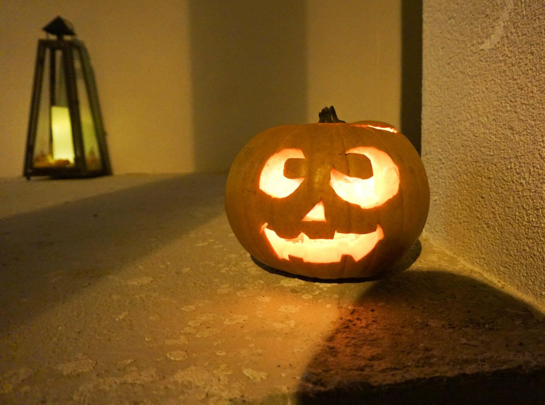 DIY: Halloween Kürbis
